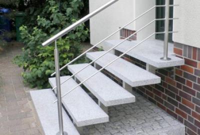 Treppen aussen